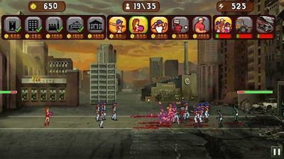 Baseball VS Zombies [By AppOn Software] 6