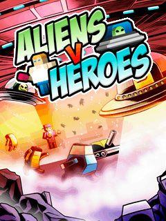Aliens VS Heroes [By 3Dynamics] 5