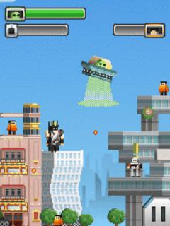 Aliens VS Heroes [By 3Dynamics] 8