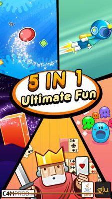 5 in 1 – Ultimate Fun [By Glu Mobile] 9