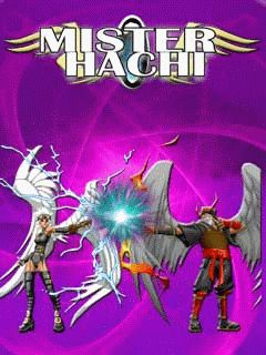Mister Hachi [By KitMaker] 5