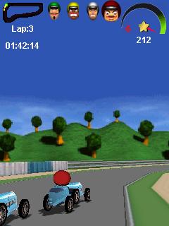 Road Racer 3D [By KitMaker] 8