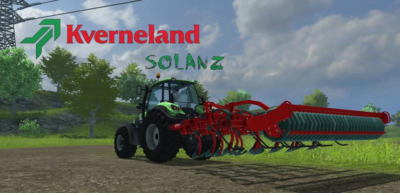 ls 13 Kverneland CLC Pro 4 Meter  Kverneland-clc-pro-4-meter--2