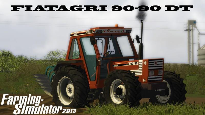 FiatAgri 90-90 DT Fiatagri-90-90-dt--3