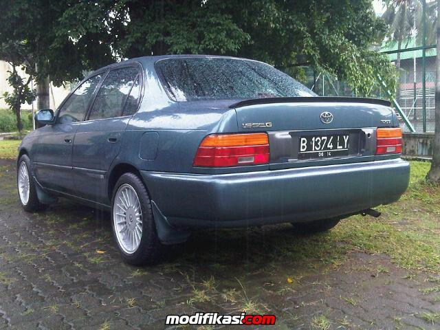1995 Toyota Corolla AE101 Emerald Red Metallic 68579_1357718477