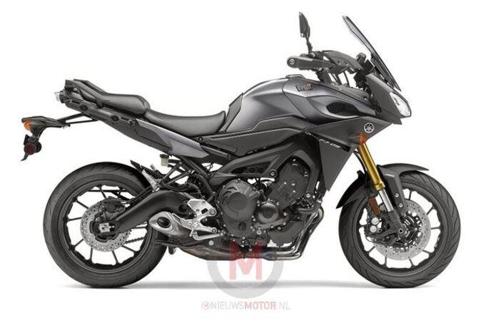 La nuova Yamaha MT-09 / FJ-09 Yamaha-tdm-2015-spy-2