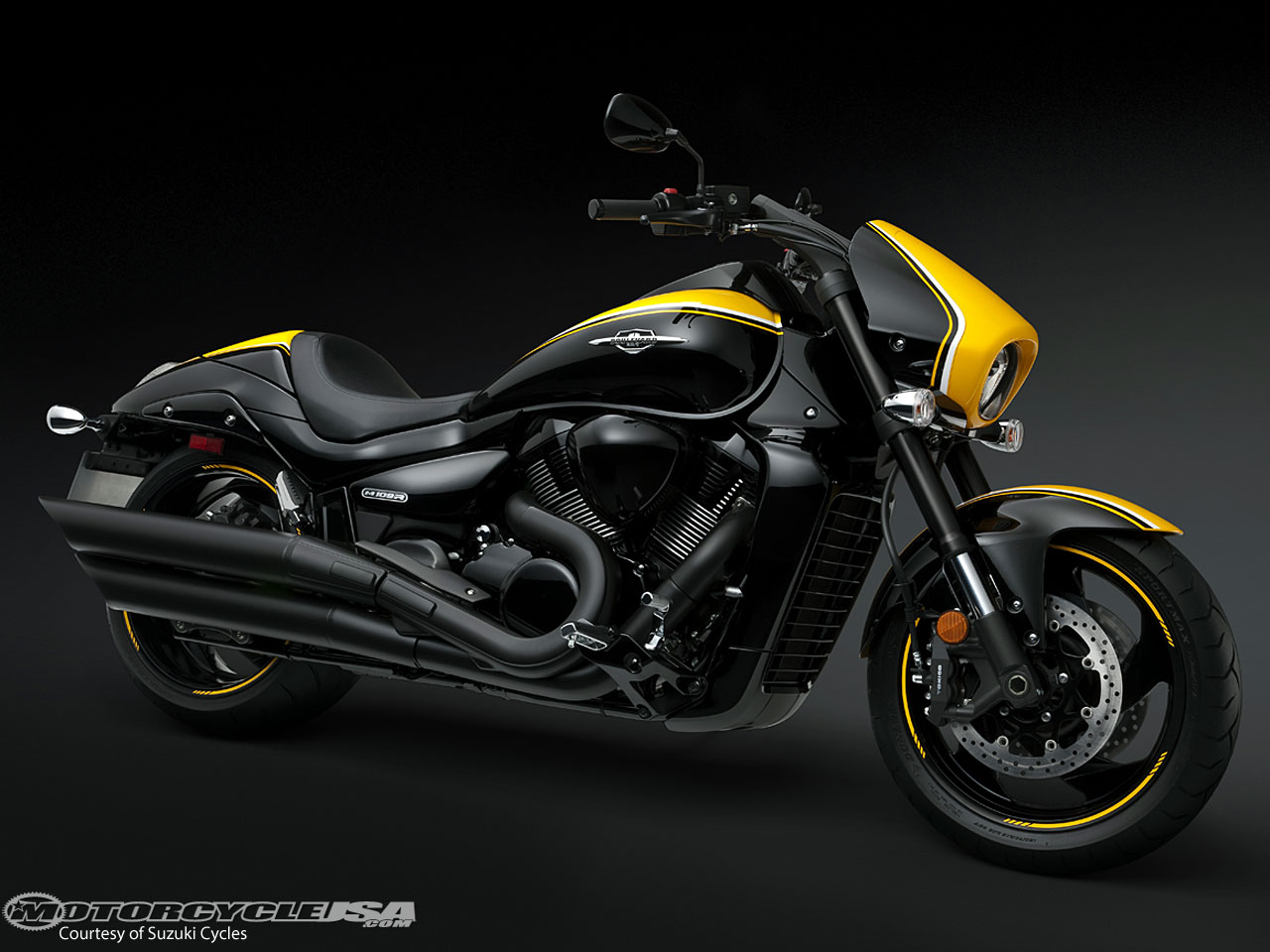 [Nova Moto] Suzuki Boulevard M1500 - clatyler 2014-Suzuki-BOSS-M109R