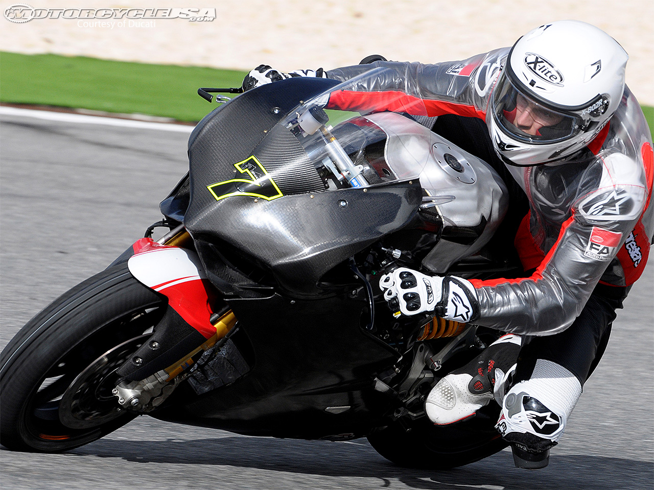 -Mondial WSBK 2014- - Page 2 Ducati-Davies-Portimao-Test-2014