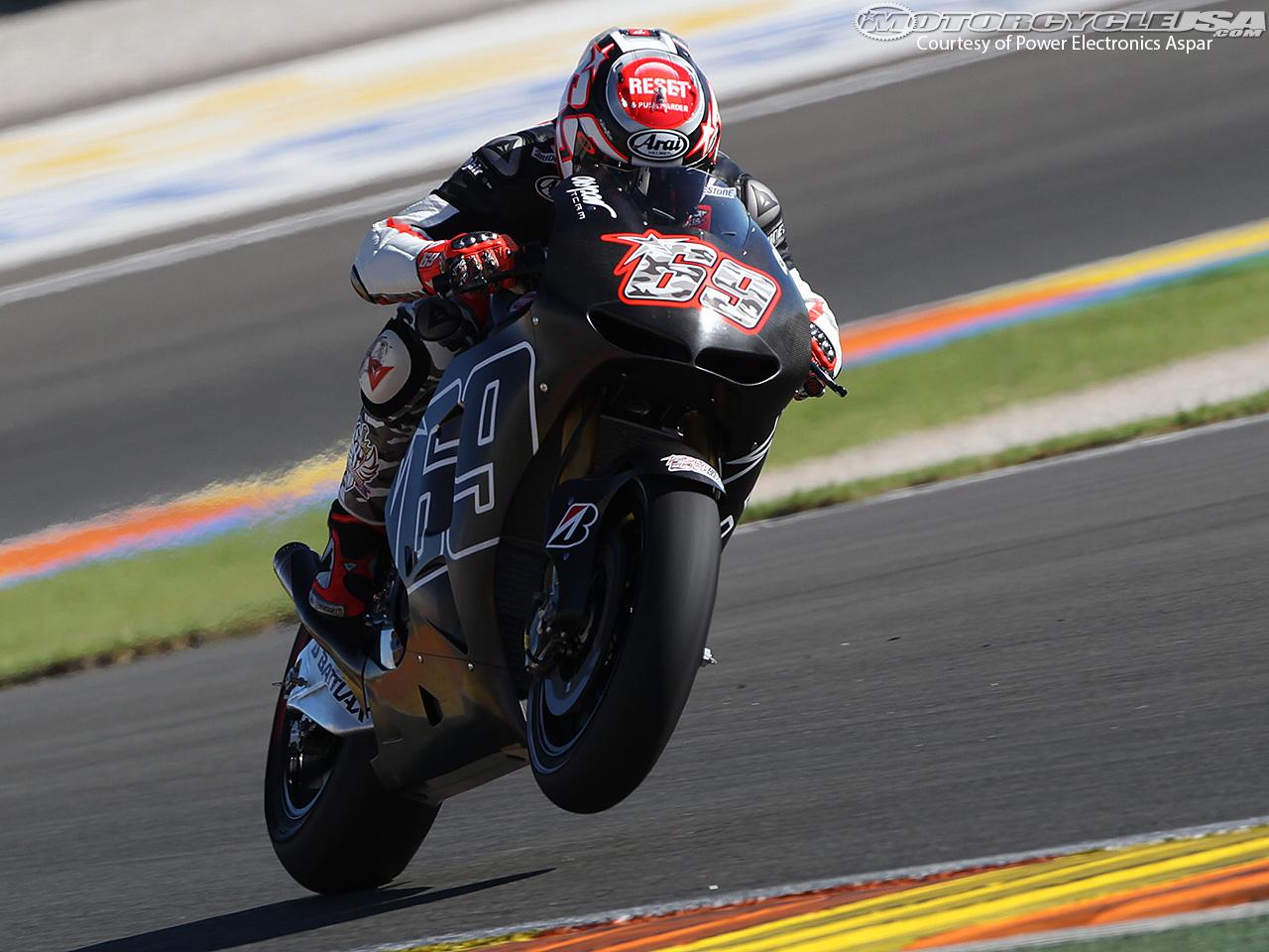 MotoGP -saison 2014- - Page 2 Hayden-Day-2-Valencia-Test-2014