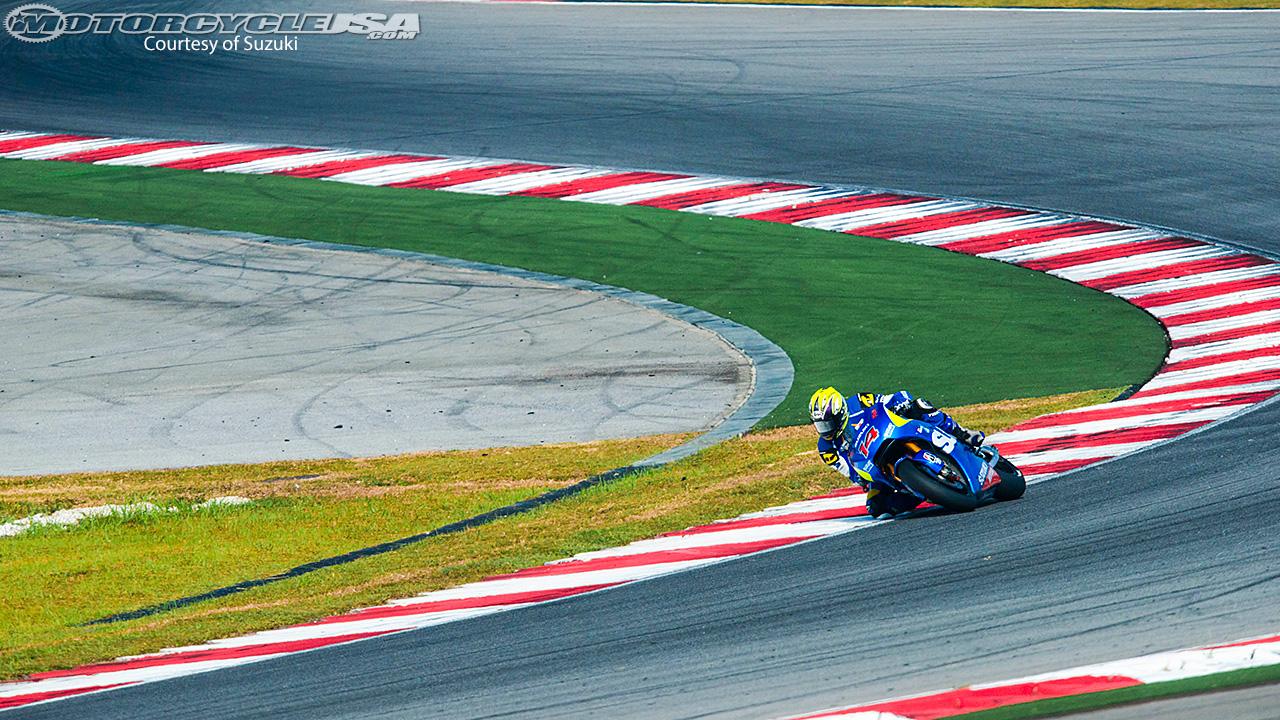 MotoGP -saison 2014- - Page 5 Suzuki-Testing-Sepang-2014