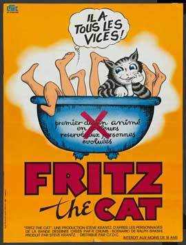 Fritz the cat Fritz-the-cat-movie-poster-1972-1010413175