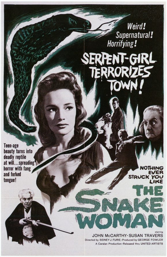 The United States of the Solar System: A.D. 2133 (Book One) - Page 4 The-snake-woman-movie-poster-1961-1020197305