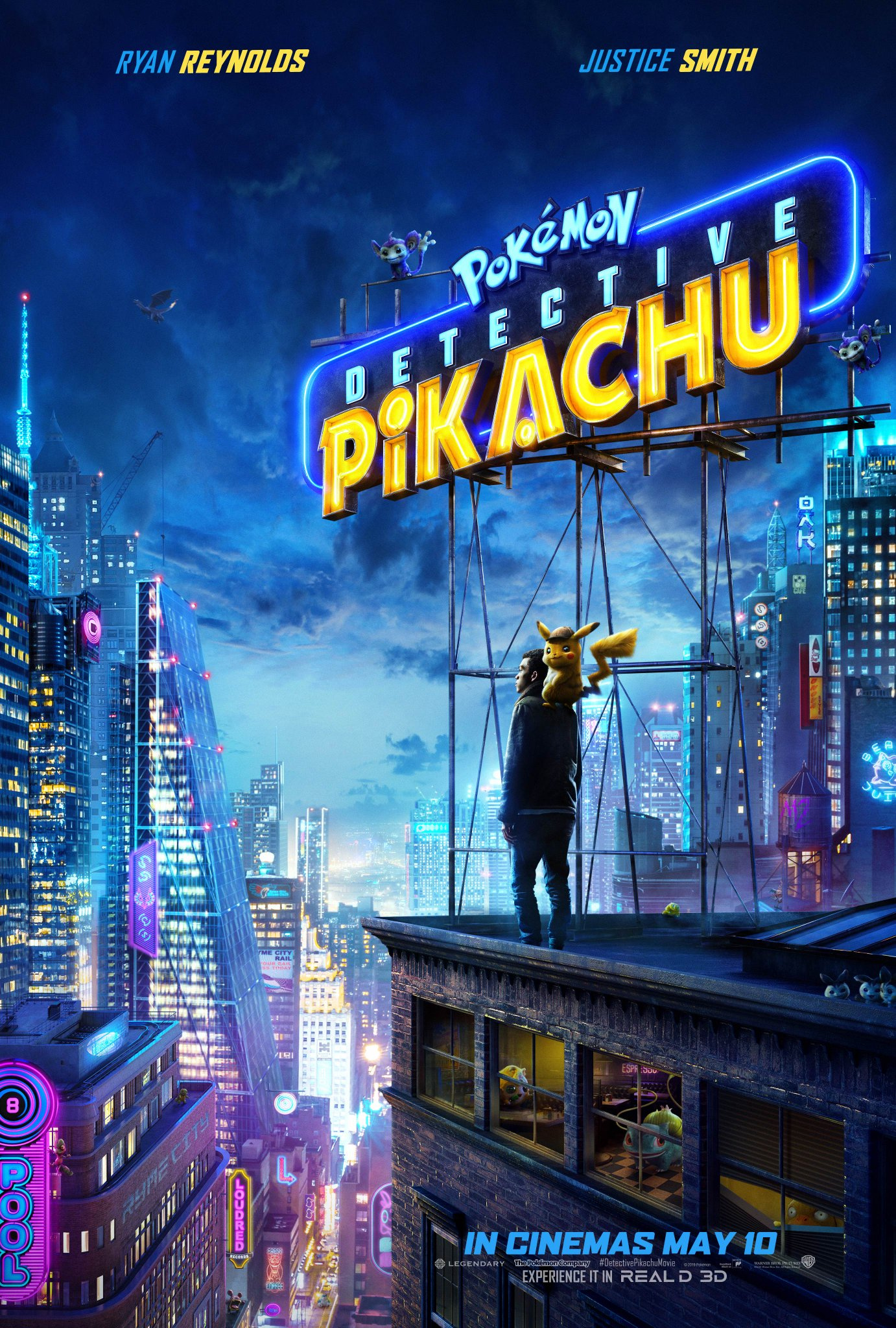 Detective Pikachu the Film deserves its own thread (out May 10) Poster.original