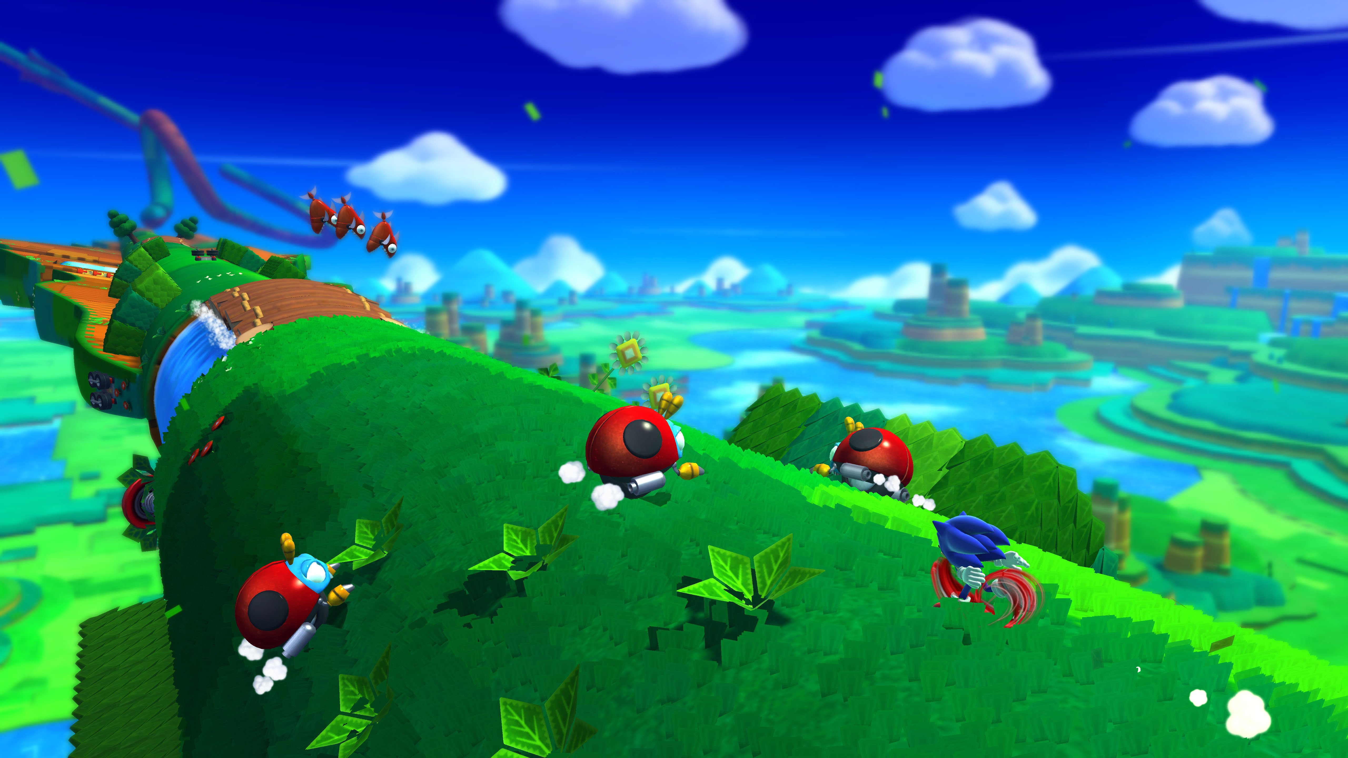 [Discussão] Sonic Lost World [Wii U/3ds] Original