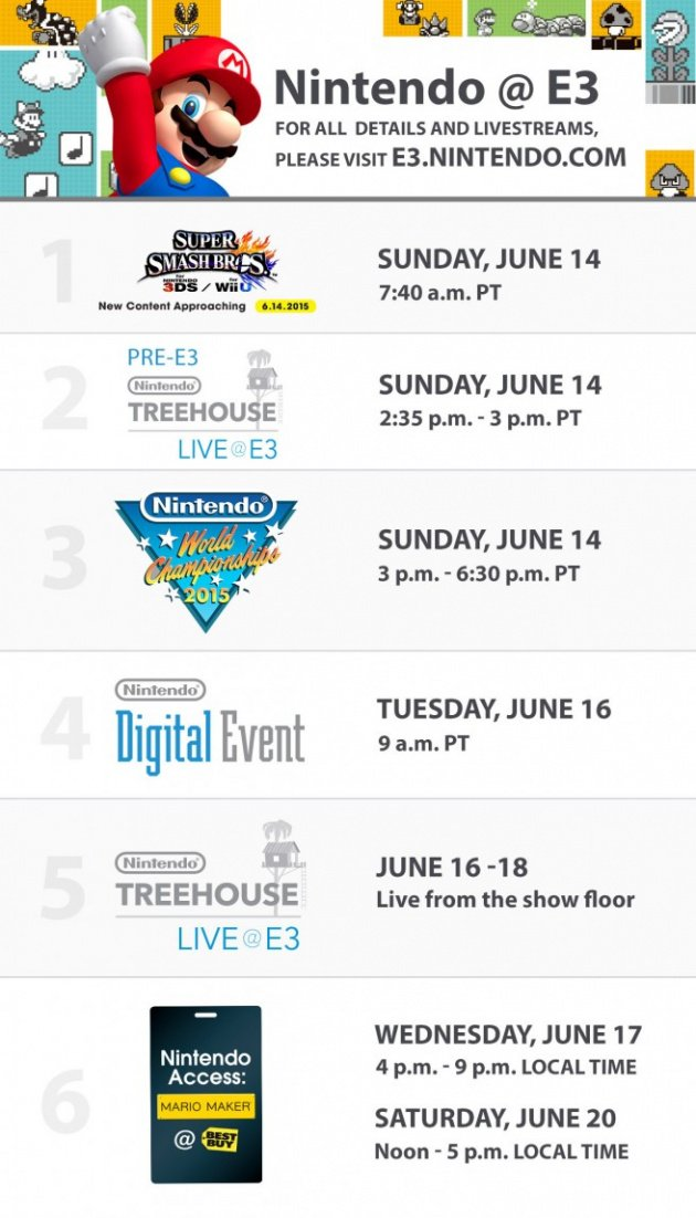 Nintendo Not-E3 and General E3 2015 Thread 630x
