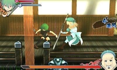 [Análise]Senran Kagura Burst(3DS) Large
