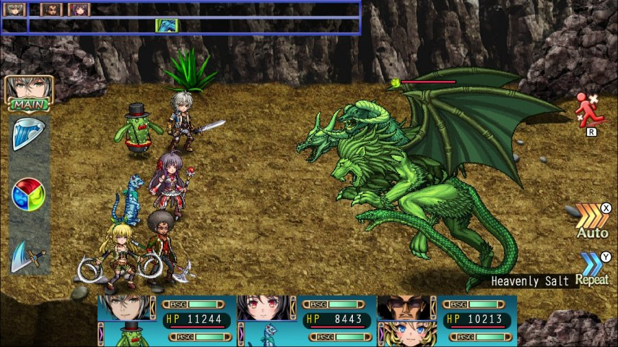 JRPG - Review: Fernz Gate (PS4 PSN) 900x