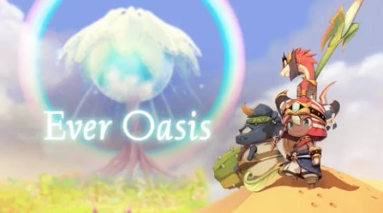 Ever Oasis (Don't Look Back In Sand-Ger) Dgp576198dca262e