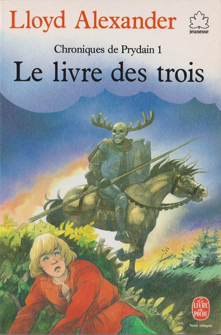 Taram et le chaudron magique Ldpj0218-1985