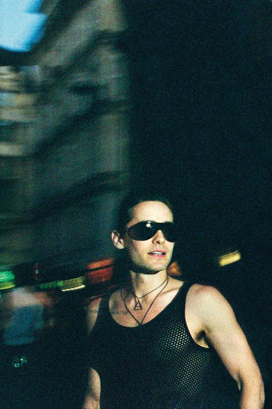"Jared Leto "" Prophet in a Sleeveless Tee "" © New York Magazine Leto120102_560"