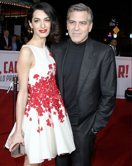 George Clooney Reveals Details of How he Propsed to Amal - Page 2 1454405112_amal1