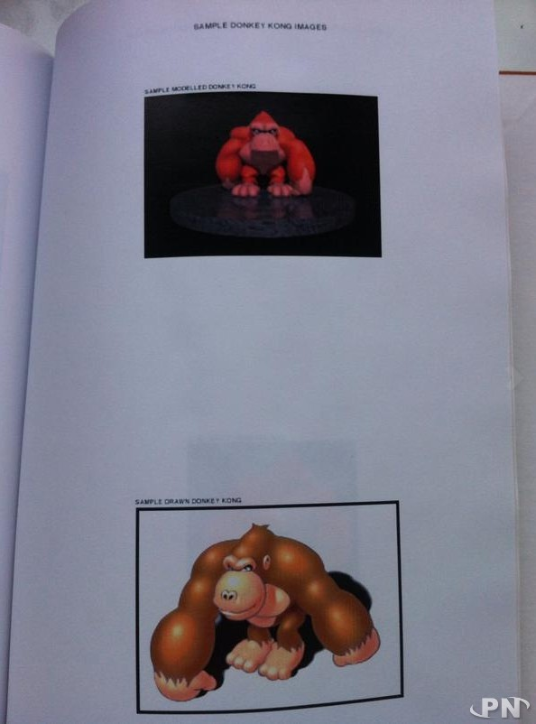 Concept arts Donkey Kong Country 55ecbe8fb265ca