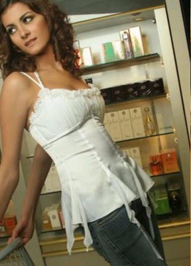 صور روعة لعارضة الازياء وملكة جمال مصر مريم جورج 27092006-160441-4