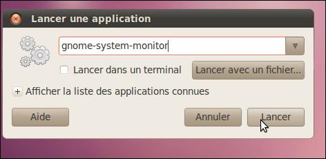 Fermer une application qui ne répond plus - Linux Ubuntu 10.04 2894-2
