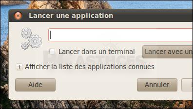 Désactiver le verrouillage automatique - Linux Ubuntu 10.04 2941-1