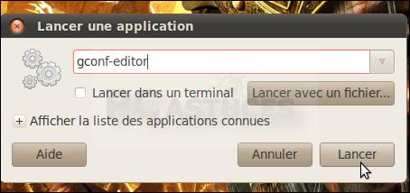 Désactiver le verrouillage automatique - Linux Ubuntu 10.04 2941-2