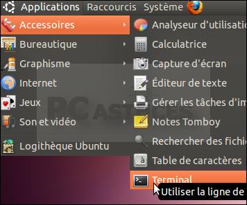 Désactiver les documents récents - Linux Ubuntu 10.10 3013-1