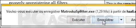 Lire des fichiers vidéos MKV avec Windows Media Player 3628-2