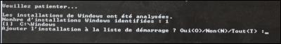 comment reparer un probleme de demarrage du systeme windows 7, windows 8 ou encore windows 10(Recréer les données de démarrage). Reparer_demarrage_23