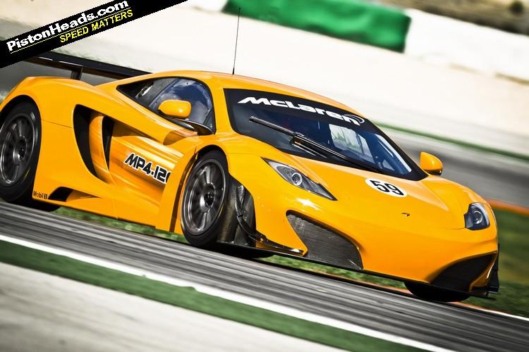 Mega McLaren - The F1 replacement! 008-L