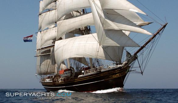 الجزائر تختار Damen الهولندية لبناء سفينة التدريب الشراعية  Stad-amsterdam-8943