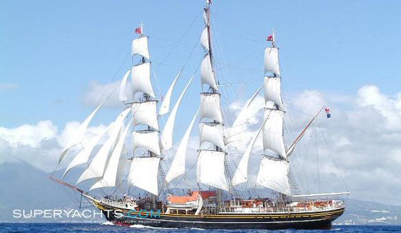 الجزائر تختار Damen الهولندية لبناء سفينة التدريب الشراعية  Stad-amsterdam-351