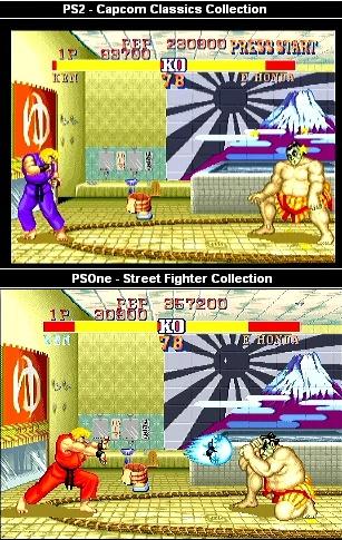 من أروع ألعاب PS1 لعبة Street Fighter Collection 2 بحجم 245 ميجا تحميل مباشر وعلى أكثر من سرفر Ps2_capcomclassics_sf2comparesmall