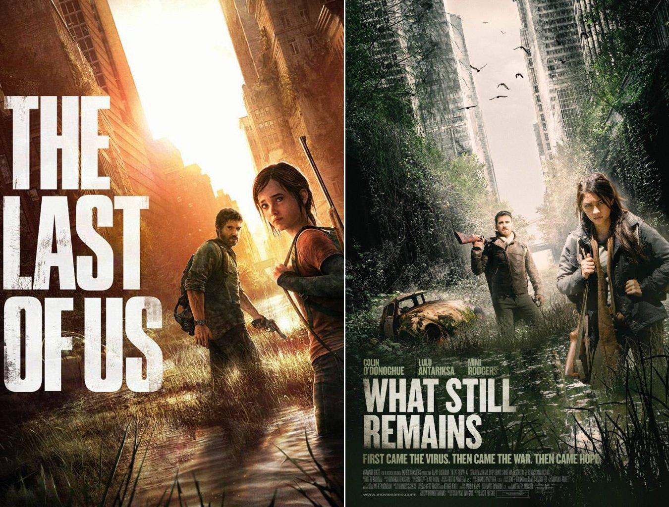 plagiat du cinéma dans les jaquettes des JV - Page 3 The-last-of-us-what-still-remains-movie-1.original