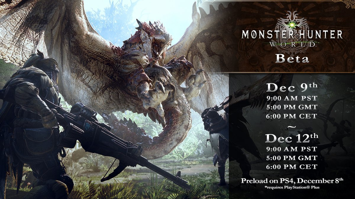 Monster Hunter World (Iceborne out now!) - Page 2 Original