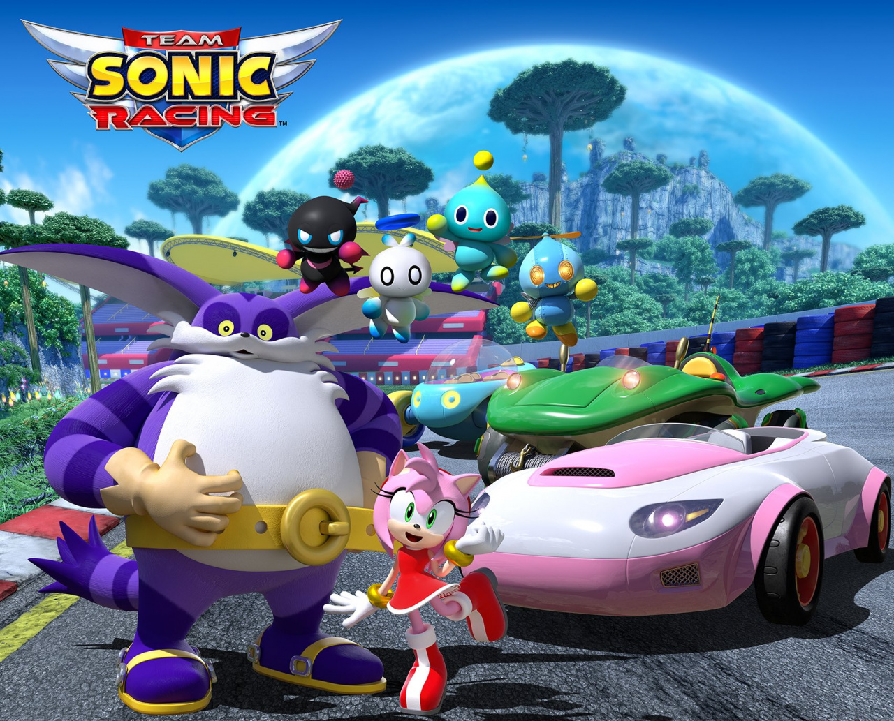 Team Sonic Racing  Large