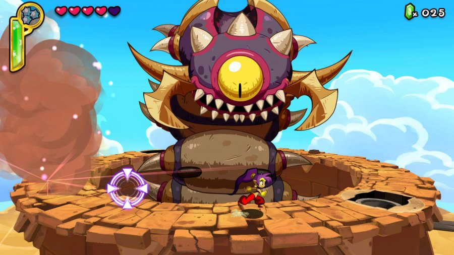 WiiU - Review: Shantae ½ Genie Hero: Ultimate Edition (PS4 PSN) {2018 Indie Game of  Fame Award Winner} 900x