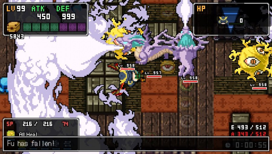 Vita - Review: Cladun Returns ~ This is Sengoku (Vita PSN) 900x