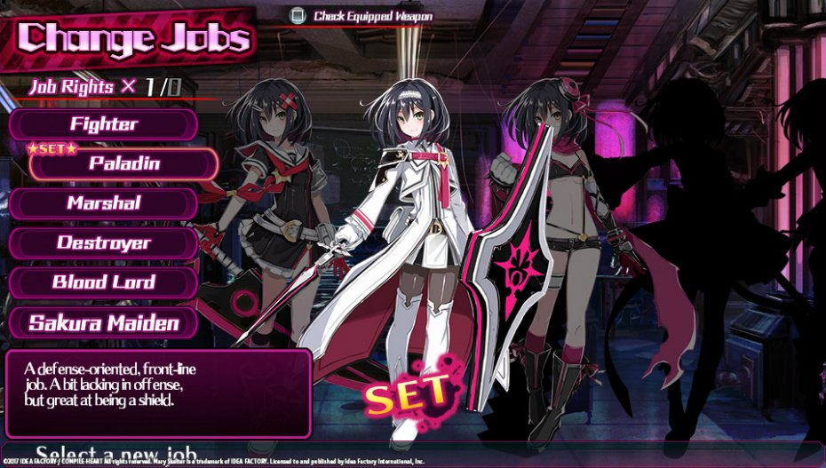 JRPG - Review: Mary Skelter ~ Nightmares (Vita Retail) Full