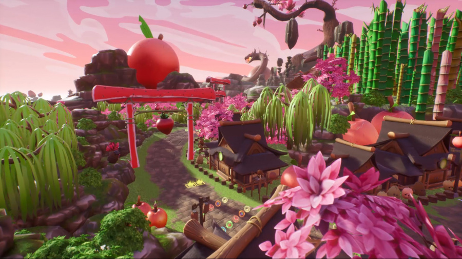 3Clouds - Review: All-Star Fruit Racing (PS4 Retail) (PAL Region) 900x