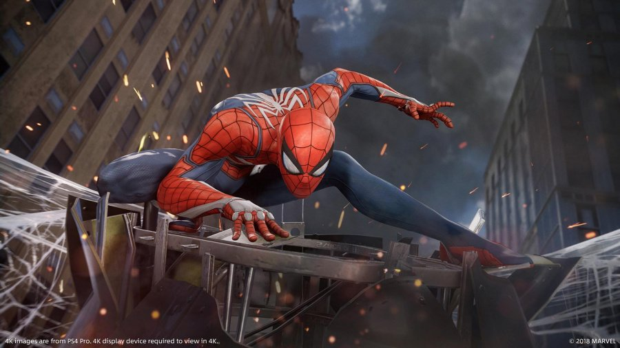 ps4 - Feature: Game of The Year 2018 ~ #2 Marvel's Spider-Man (PS4) 900x