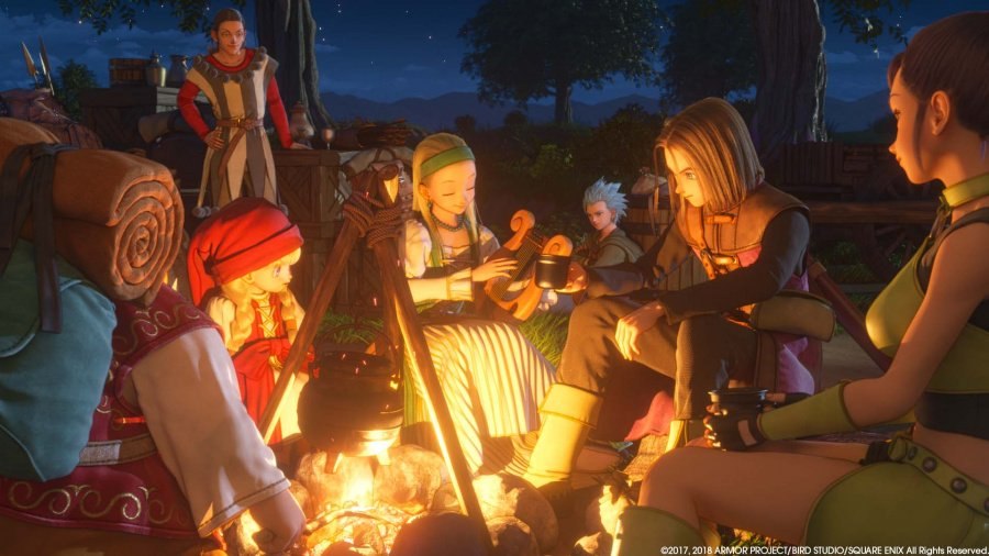 JRPG - Feature: Game of The Year 2018 ~ #1 Dragon Quest XI: Echoes of An Elusive Age (PS4) 900x