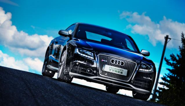 Nokian renforce son offre été et lance 3 nouveaux pneus Nokian_zLine_Audi_a