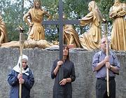 lei,la nostra croce LOURDES_--180x140