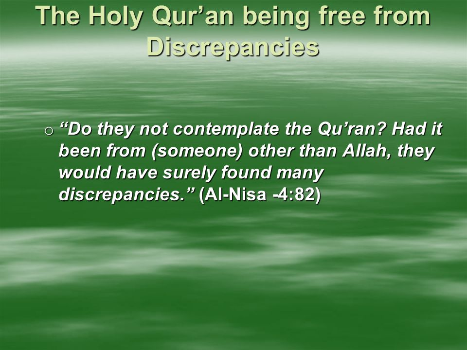 The Miraculous Quran My Path to Islam Slide_10