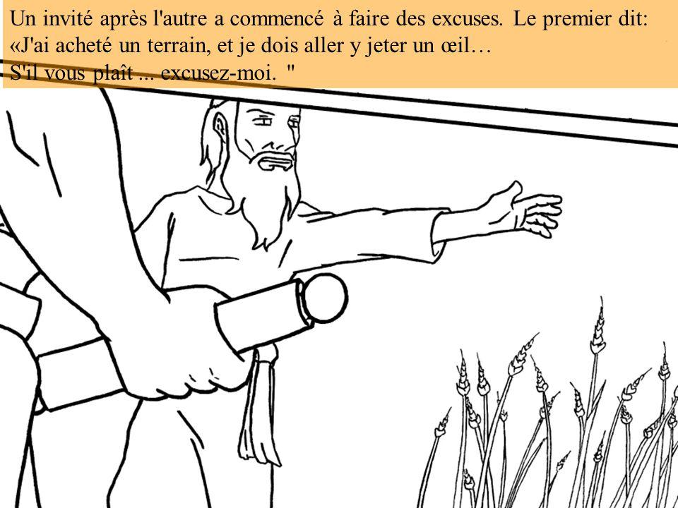 Une invitation que Jésus nous fait... avec aussi une question qu'Il nous pose...  sur ce Forum - Quelle sorte de réponse lui donnons-nous ? (Humour ?) Slide_5